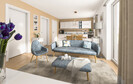glueckswelthaus-duo-wohnzimmer.jpg, Copyright © 2021 Town & Country Haus Lizenzgeber GmbH