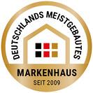 Siegel-meistgebautesMarkenhaus-NEU.jpg, Copyright © 2019 © 2019 Town & Country Lizenzgeber GmbH