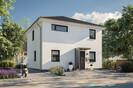 Stadtvilla_Aussenbereich_Eingang_Vordach_Spielzeug_Final_Standard.jpg, Copyright © 2021 © 2019 Town & Country Lizenzgeber GmbH