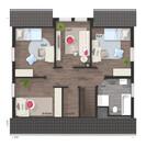 Flair-125-Dachgeschoss-6-Zimmer-Elegance.jpg, Copyright © 2020 © 2020 Town & Country Lizenzgeber GmbH