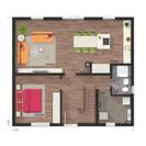 Flair-125-Erdgeschoss-6-Zimmer-Style.jpg, Copyright © 2020 © 2020 Town & Country Lizenzgeber GmbH