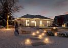 Bungalow-108-Garten-Elegance-4-Winter.jpg, Copyright © 2020 © 2020 Town & Country Lizenzgeber GmbH