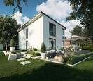 Hausserie_L_Aura136_Exterior_Garten_Ansicht.jpg, Copyright © 2020 © 2020 Town & Country Lizenzgeber GmbH