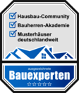 Siegel-BauExperten.png, Copyright © 2021 © 2021 Town & Country Lizenzgeber GmbH