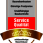 Siegel-ServiceQualitaet.png, Copyright © 2021 © 2021 Town & Country Lizenzgeber GmbH
